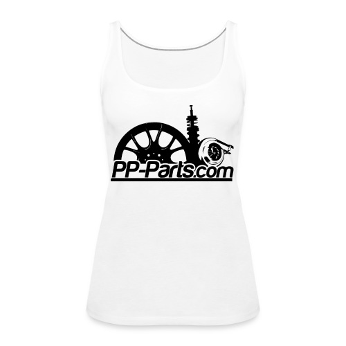 Black PPP - Frauen Premium Tank Top