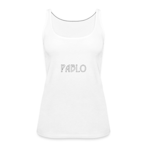 pablo - Dame Premium tanktop