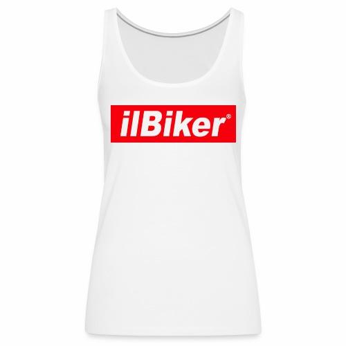 ilBiker® - Canotta premium da donna