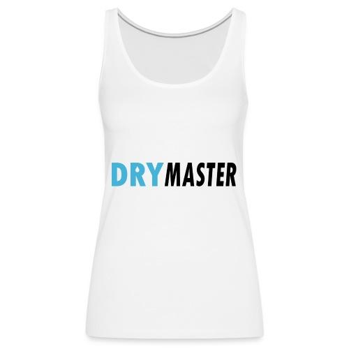 drymaster logo - Frauen Premium Tank Top
