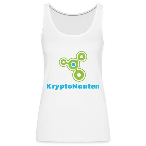 Kryptonauten - Frauen Premium Tank Top