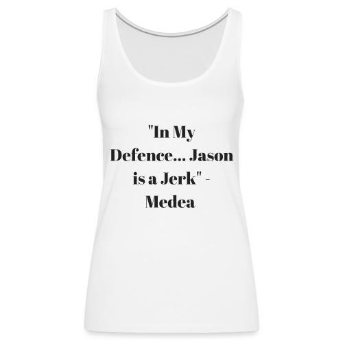 Jason is a Jerk - Women's Premium Tank Top