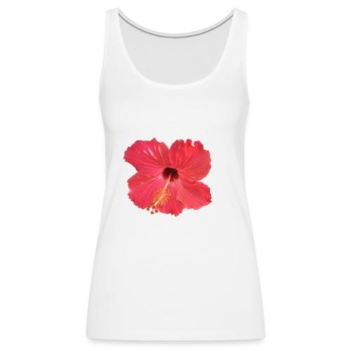 Flower - Camiseta de tirantes premium mujer