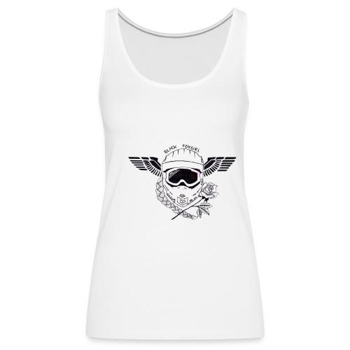 foxy crew - Frauen Premium Tank Top