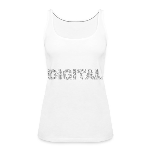 Digital - Frauen Premium Tank Top