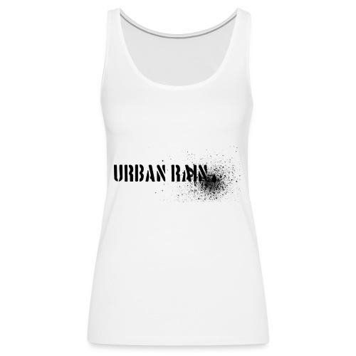 urban rain logo - Frauen Premium Tank Top