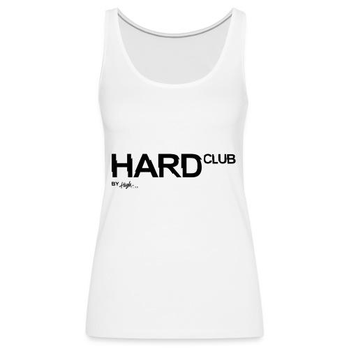 HardClub Black - Frauen Premium Tank Top