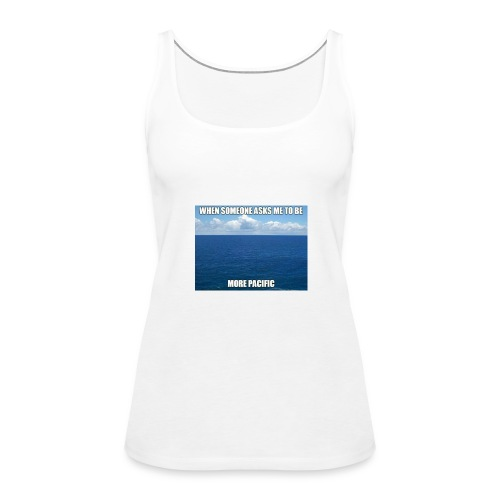 Funny merch - Women's Premium Tank Top