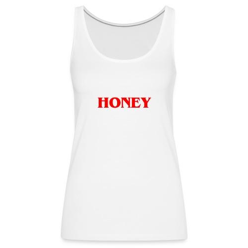 Honey Shirt - Frauen Premium Tank Top