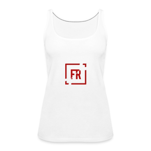 Logo FrikiReview - Camiseta de tirantes premium mujer