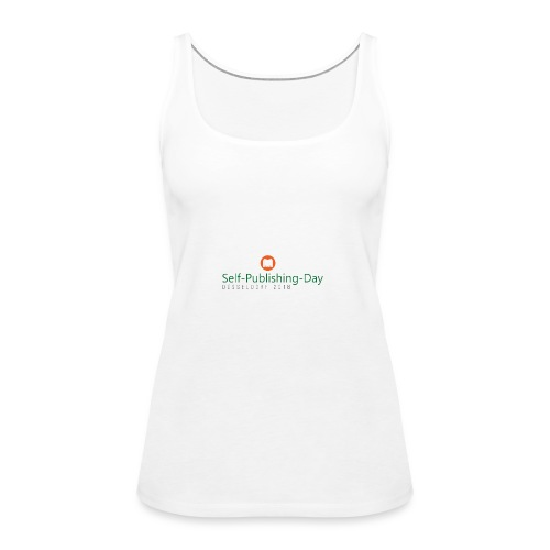 Self-Publishing-Day Düsseldorf 2018 - Frauen Premium Tank Top