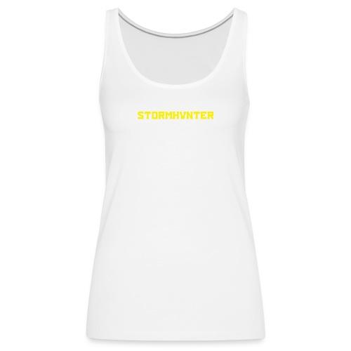 STORMHVNTER Basic - Frauen Premium Tank Top