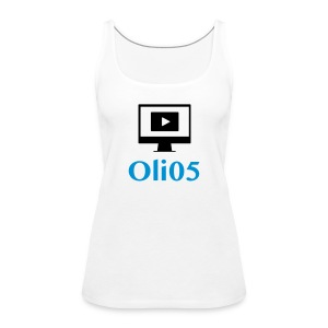 Oli05 - Premium singlet for kvinner