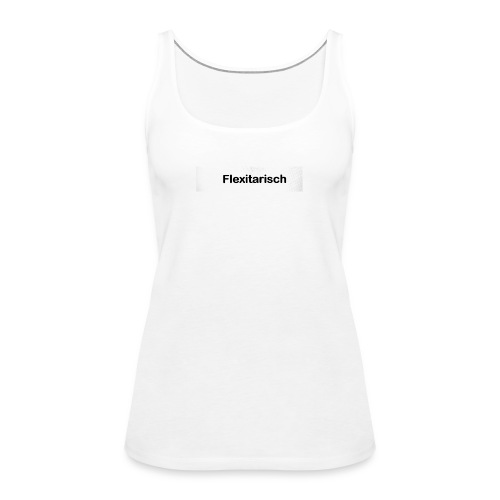 Flexitarisch - Frauen Premium Tank Top