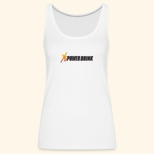 PowerDrink - Camiseta de tirantes premium mujer