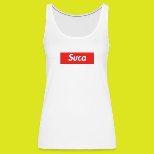Suca - Canotta premium da donna