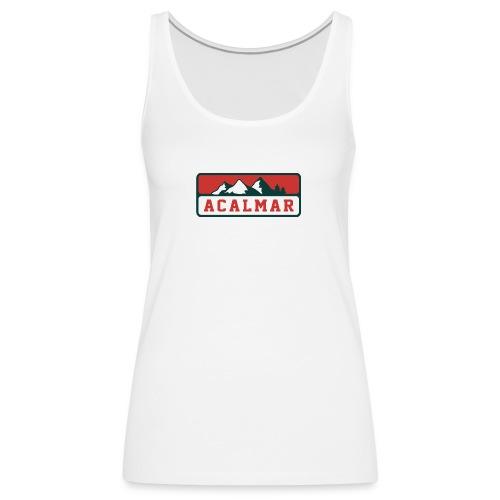 acalmar logo - Frauen Premium Tank Top