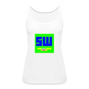 Simini W Filme - Women's Premium Tank Top