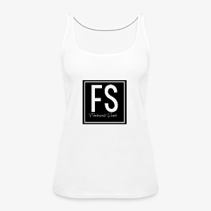 Fundamental Sounds Logo - Women's Premium Tank Top