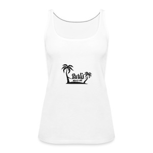 Black - Frauen Premium Tank Top