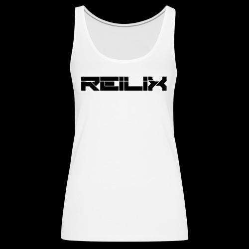 Reilix Logo Merch - Frauen Premium Tank Top