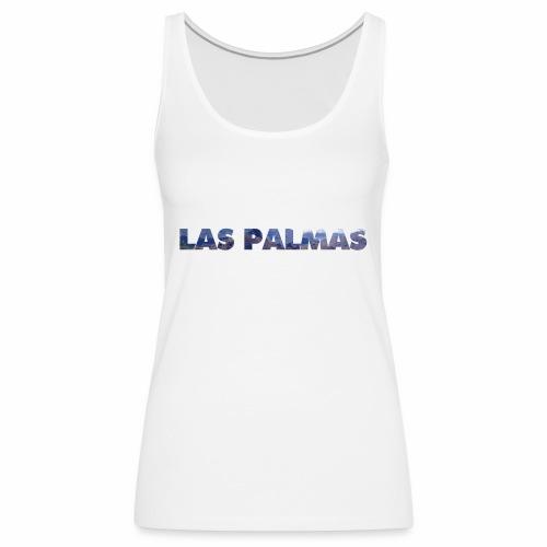 Las Palmas - Débardeur Premium Femme