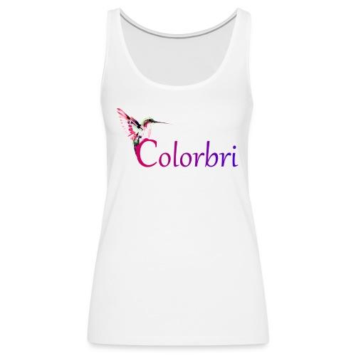 Colorbri - Frauen Premium Tank Top