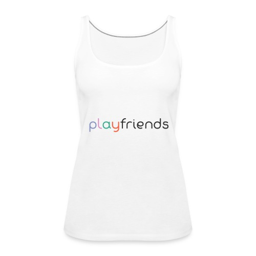 playfriends1 - Frauen Premium Tank Top