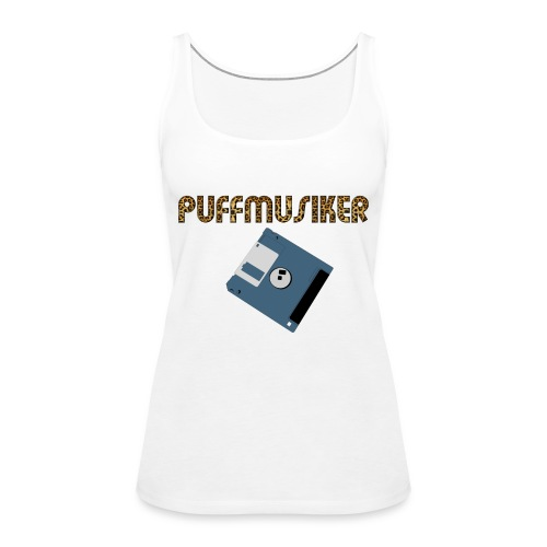 004 time4music - Frauen Premium Tank Top
