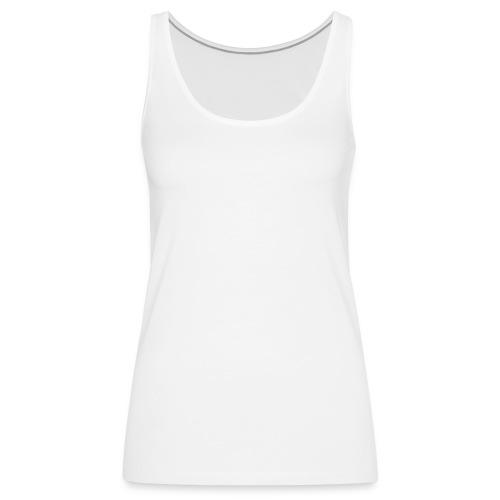 DewKee Logo Mug White - Women's Premium Tank Top