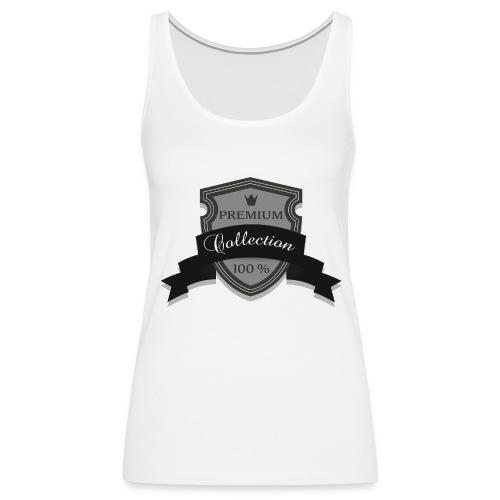 100% Premium Collection Brand - Women's Premium Tank Top