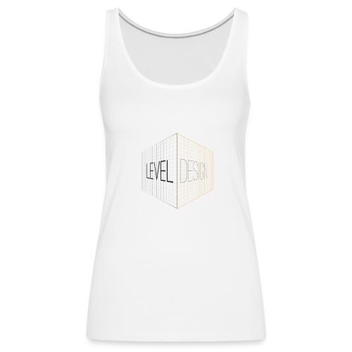 Level Design - Women's Premium Tank Top