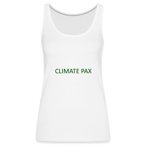 climate pax - Frauen Premium Tank Top