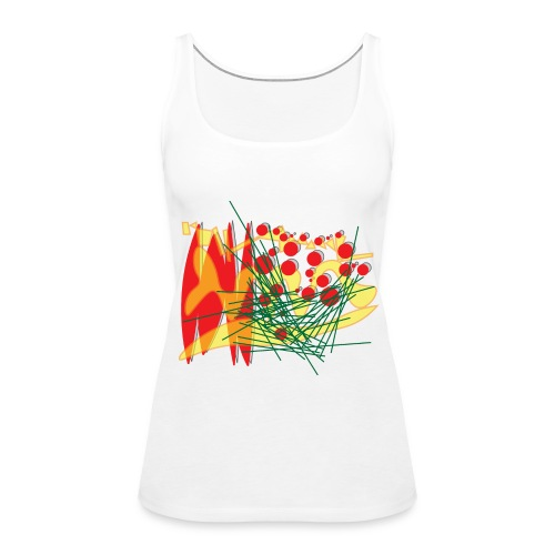 smackdown - Women's Premium Tank Top