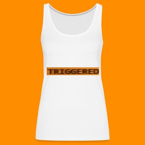 TRIGGERED - Women's Premium Tank Top