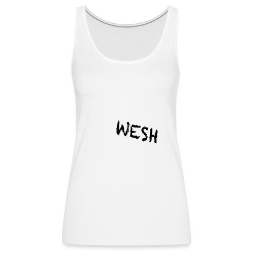 Beh wesh - Débardeur Premium Femme