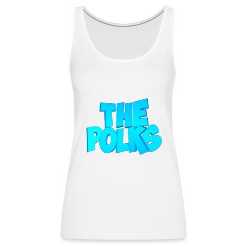 THEPolks - Camiseta de tirantes premium mujer