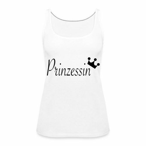 Prinzessin - Frauen Premium Tank Top