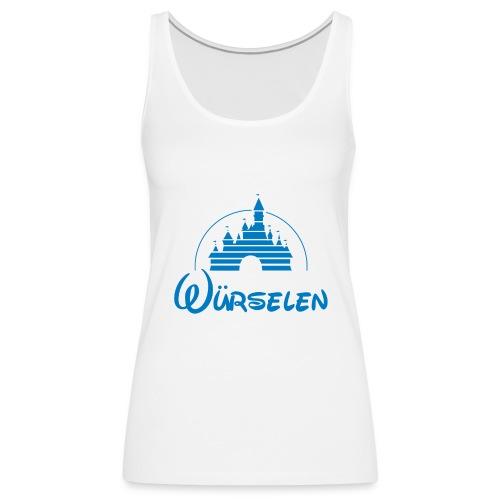 Würselen Magic Kingdom - Frauen Premium Tank Top
