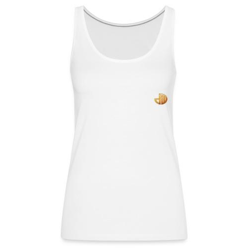 TheDutchWarrior_met_logo - Vrouwen Premium tank top