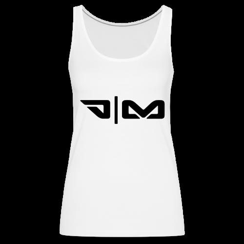 DMarques DM510 - Camiseta de tirantes premium mujer