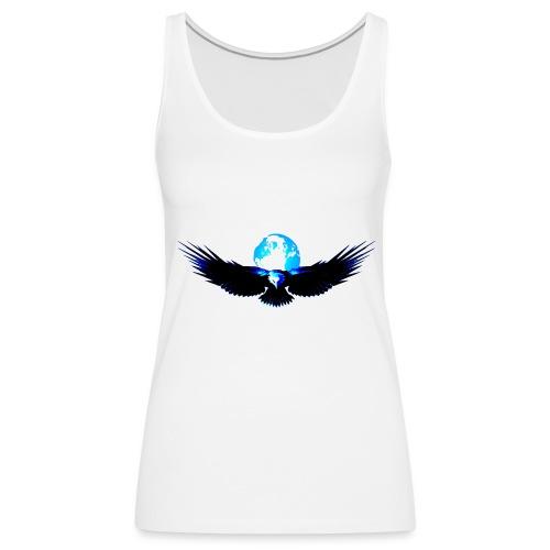 eagle earth - Vrouwen Premium tank top