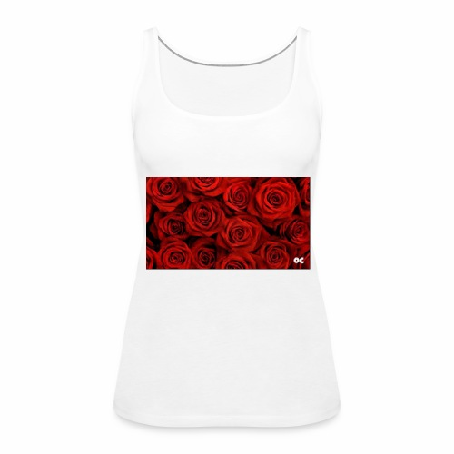 OFFICIAL CLOTHES 2 - Camiseta de tirantes premium mujer