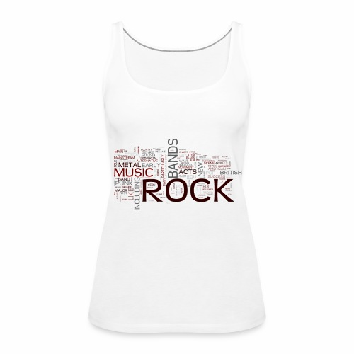 rockwords - Frauen Premium Tank Top