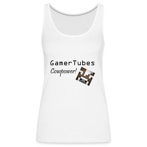 GamerTubes T-Shirt - Vrouwen Premium tank top