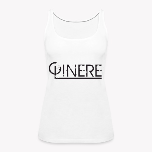 Clinere - Tank top damski Premium