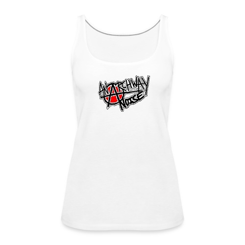 Anarchway Noise - Women's Premium Tank Top