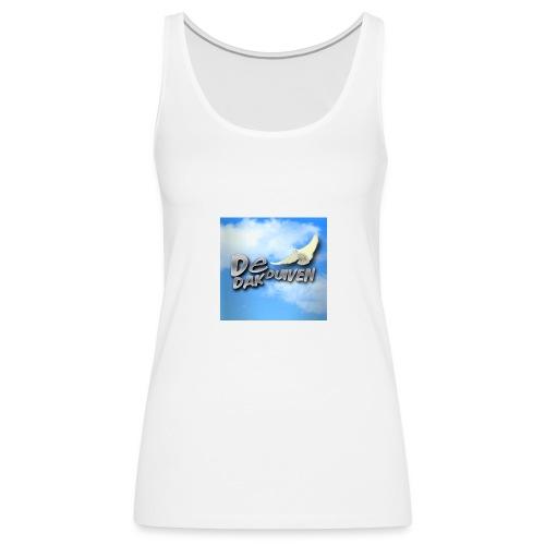 DakDuiven shirt - Vrouwen Premium tank top