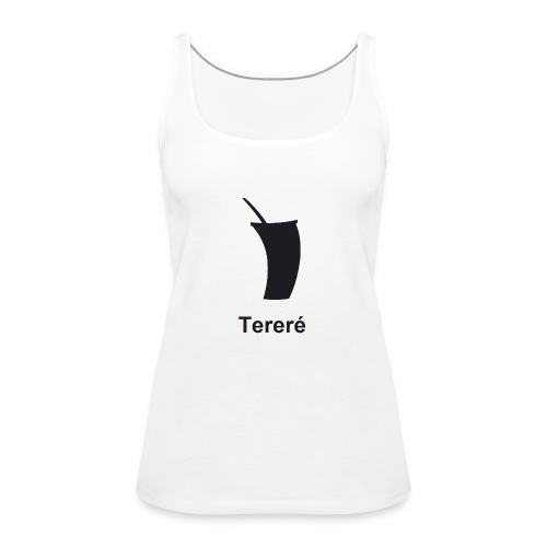 terere paraguayo - Camiseta de tirantes premium mujer