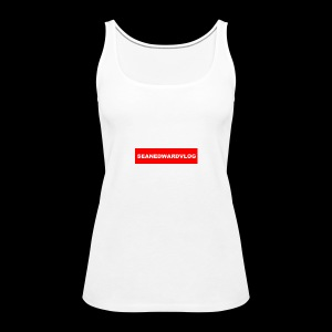 seanedwardvlogs red box style - Women's Premium Tank Top